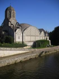 L'église Bethléem de Clamecy (Nièvre)