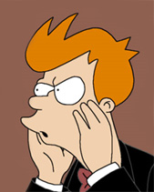 Fry de la série animée Futurama