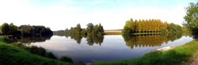 L'Yonne à Armeau (89)