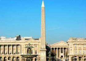 L'obélisque de la Concorde