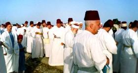 Samaritains sur le mont Garizim