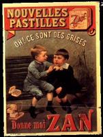 Affiche Donne-moi ZAN (pastilles ZAN)