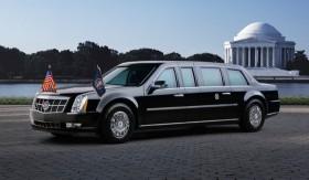 La limousine du président Obama : une Cadillac