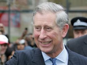 Le Prince Charles vous fait coucou