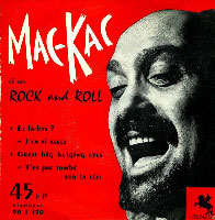 Mac Kac et son rock and roll