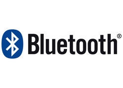 Le logo de la technologie Bluetooth