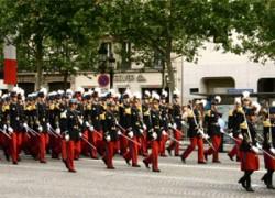 Le défilé du 14 juillet n'a pas toujours eu lieu sur les Champs-Élysées
