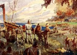 Les Vikings en Amérique