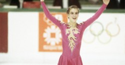 La patineuse Katarina Witt reçut 35 000 lettres d'amour !