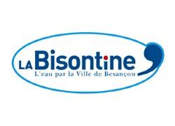 La Bisontine : un nom de marque pour l'eau du robinet à Besançon