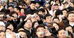 Un milliard de Chinois se partagent 100 noms de famille