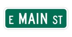 Il y a plus de Second Street que de First Street aux États-Unis